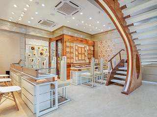 Retail Jewellery Interior Photography