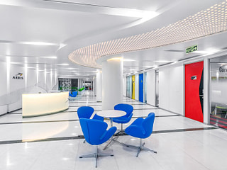 Motorola Corporate Office Interior Photography