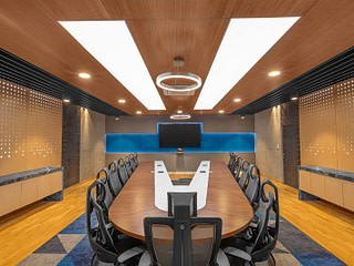 TekSystems Corporate Office Interior Photography