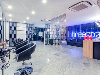 Salon Interior Photography